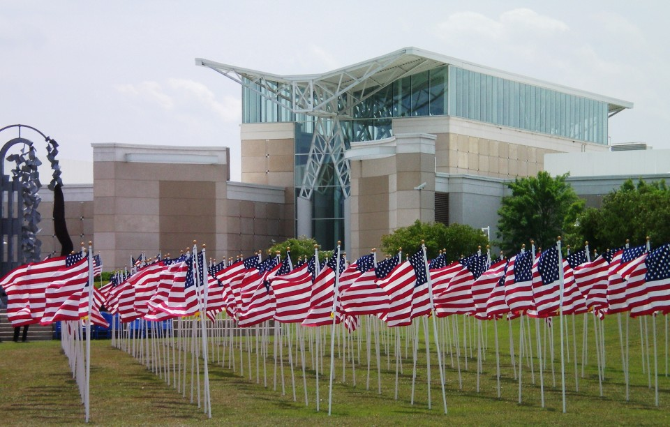 2016 Field of Honor Opening Ceremony @ Airborne & Special Operations Museum | Fayetteville | North Carolina | United States